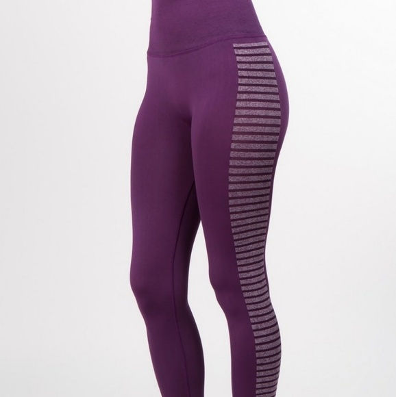 f66179bb1fe3d Yelete Pants | Plum Workout Leggings | Poshmark